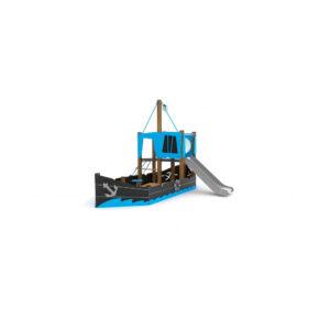 Hiekkalaatikko Laiva